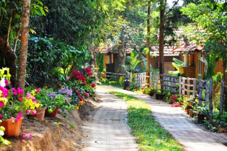 Silver Oaks Resort,Coorg